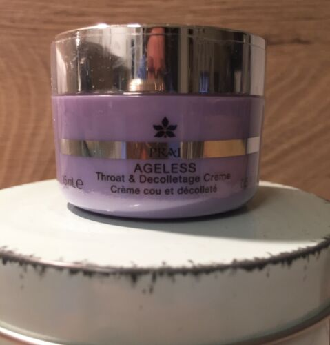 PRAI AGELESS Throat & Decolletage Creme 15ml