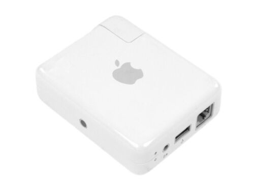 Apple Airport Express A1088 Base Station  GRouter, Wifi, 2.4GHz & 5GHz Band