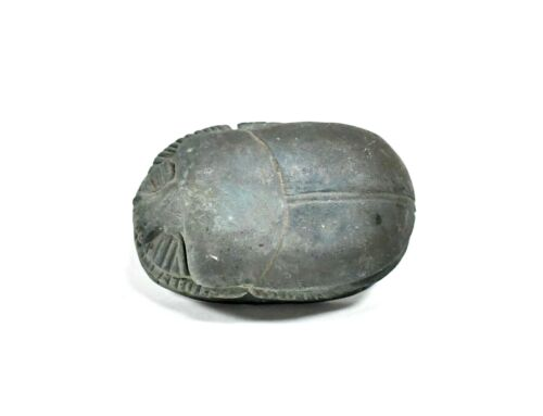 ANCIENT LARGE EGYPTIAN SCARAB