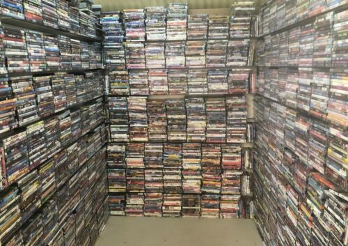 DVD # Assorted Ex Rental Movies Bulk Listing # 9 - More In Stores - JS