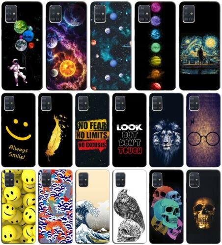 CUSTODIA COVER MORBIDA IN TPU PER SAMSUNG GALAXY S20/ PLUS /ULTRA 5G DISEGNI N2
