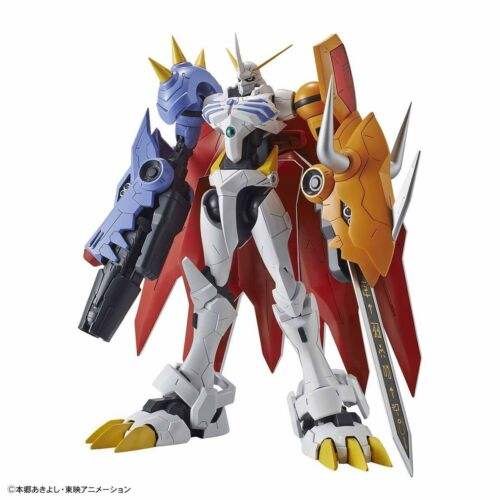 DIGIMON OMEGAMON AMPLIFIED FIGURE RISE BANDAI SPIRITS NEW PRE-ORDER