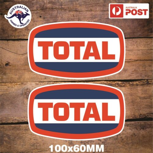 TOTAL STICKERS