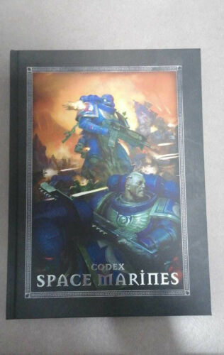 Codex Space Marines Indomitus Limited Edition. Warhammer 40k. Sold Out. OOP