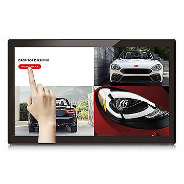 """ELC WF1562T 15.6"""" IPS FHD Android 8.1 Tablet Wifi"""