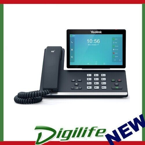 """Yealink T58A 16 Line IP HD Android Phone, 7"""" 1024 x 600 colour touch screen, HD"""