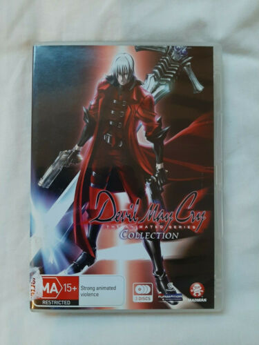Devil May Cry Animated Collection