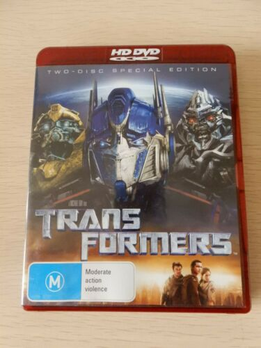 Transformers (Two-Disc Special Edition) [HD DVD] Note: HD DVD Player required