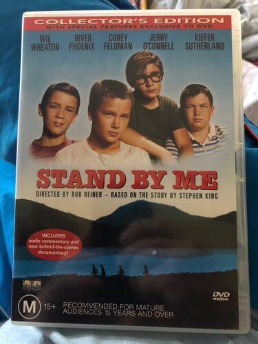 Stand By Me Collectors Edition Freepost Acc72