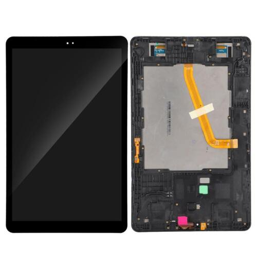For 10inch Samsung Galaxy Tab A T590 T595 LCD Touch Screen Replacement Frame Kit