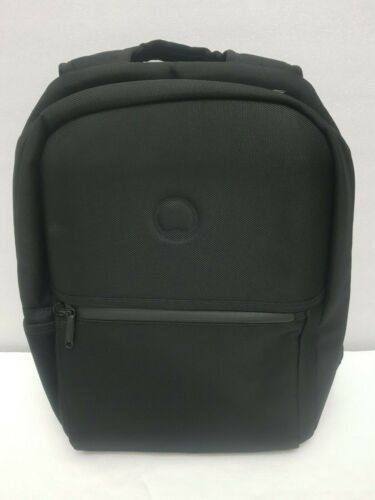 Delsey Laumiere Paris Black laptop backpack 13""