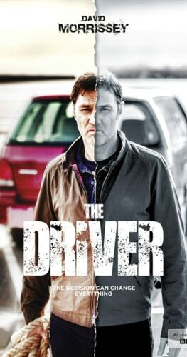 The Driver -One Decision Can Change Everything (DVD,2 Disc Set,2014) Region 4 #1