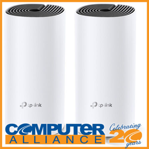 TP-Link Deco M4 2 Pack Whole-Home Mesh Wireless-AC1200 System