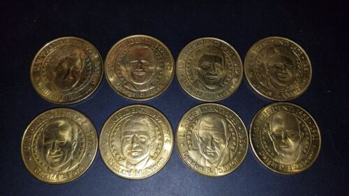 SUNOCO COIN #10 SERIES 2000 HARRY S TRUMAN 1945-1953