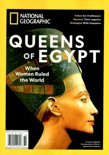 National Geographic Special QUEENS OF EGYPT 2020 -  When Women Ruled the World