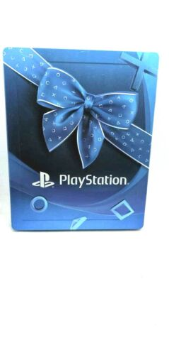 Playstation PSN Christmas EDITION Steelbook limited special  NEW NO SCRATCHES A+