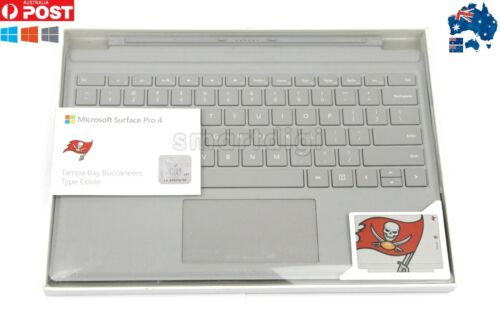 Original Genuine Microsoft Surface Pro7 6 5 4 3 Type Cover keyboard NFL Edition