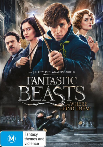 Fantastic Beasts And Where To Find Them : NEW DVD