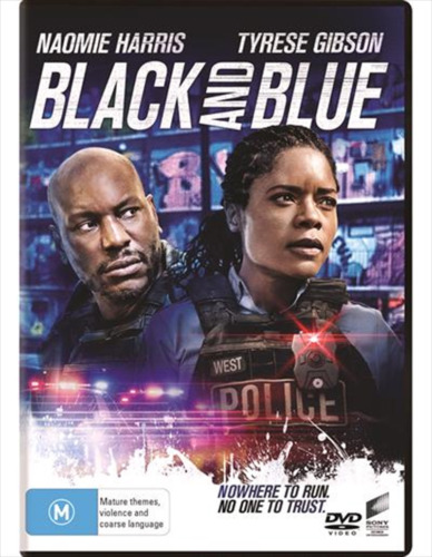 Black And Blue : NEW DVD