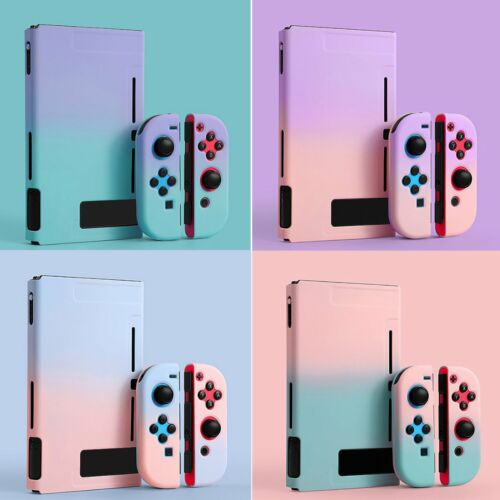 Hard Shell Frosted Back Cover Protective Case For Nintendo Switch AU