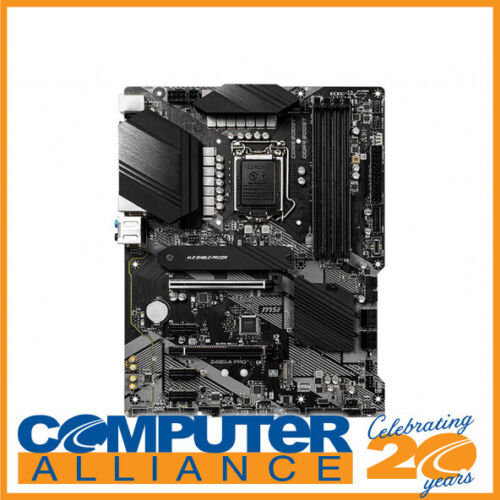 MSI S1200 ATX Z490-A PRO DDR4 Motherboard