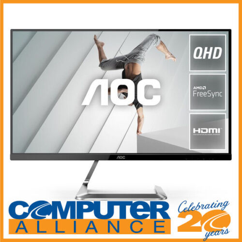 "27"" AOC Q27T1 QHD 75Hz FreeSync IPS Monitor"
