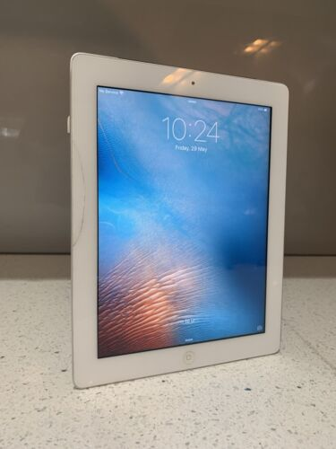 Apple iPad 3, 64GB WiFi + Cellular A1396, 9.7in - White, (AU Stock) #18/1