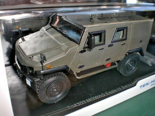 Tek-Hoby # TH 4303 - Mowag Eagle IV Swiss Army 2008 - 1:43 Made in China