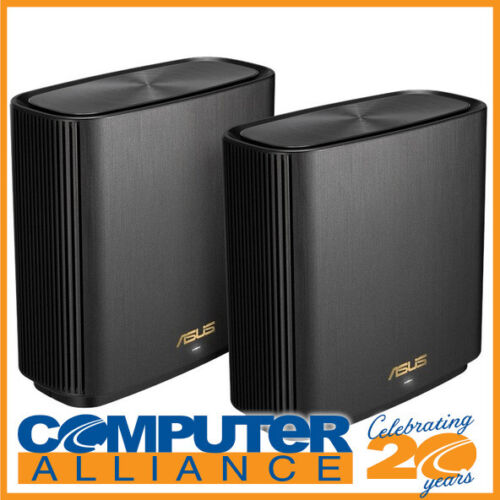 ASUS AX6600 ZenWifi (XT8) Tri-band Mesh WiFi 6 Router System (twin pack)