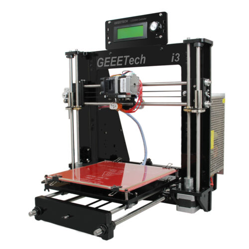 Geeetech 3D Printer I3 Pro B support 5 different filaments from Sydney