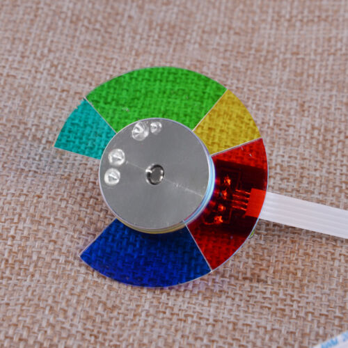 Home Projector Color Wheel fit for OPTOMA HD141X HD180 GT1080 HD230X Em