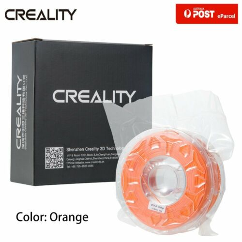 AU Creality 1.75mm 1KG PLA 3D Printer Filament For Ender 5 Plus/3 Pro CR-10 Max