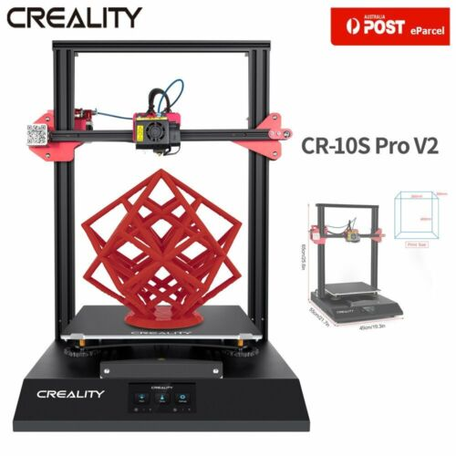 AU Creality CR-10S Pro V2 Printer 300*300*400mm+BL Touch Auto-Level+Touch Screen