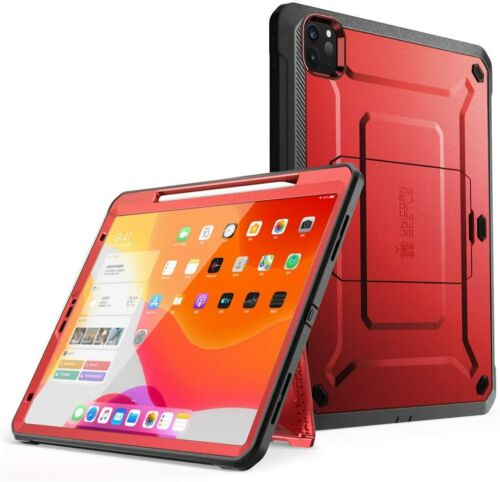 iPad Pro NEW 2020 11 / 12.9 inch UBPRO 360 Rugged Apple Pencil Cover Kickstand