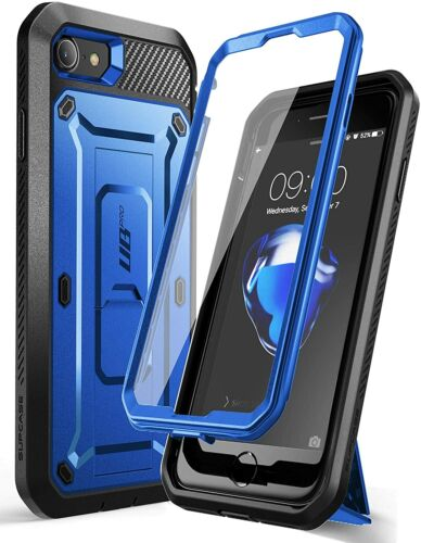 iPhone SE Case 2nd Gen 2020 NEW SUPCASE UBPRO Full Body Rugged Cover Kickstand