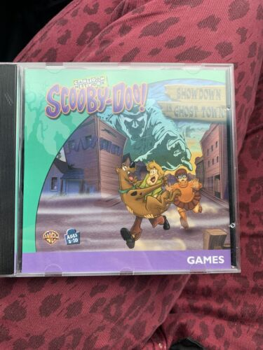 Scooby-doo Showdown In Ghost Town PC Game