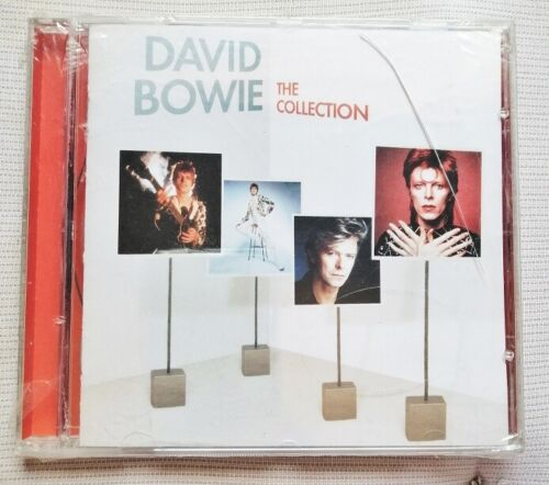 David Bowie The Collection CD Nuovo  Greatest Hits Raccolta Successi