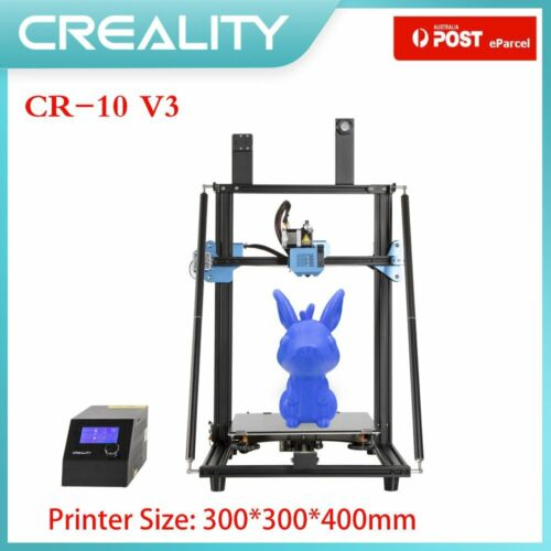 AU Creality 3D Printer CR-10 V3 TMC2208 Silent Mainboard Resume 300*300*400mm