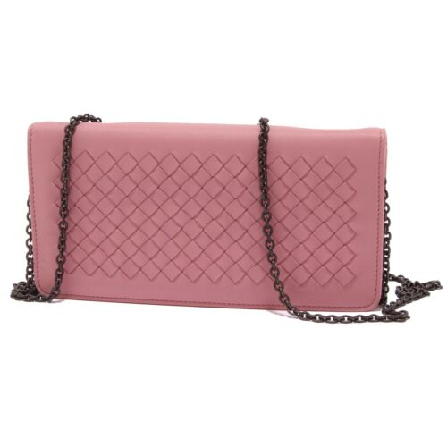 7033U  POCHETTE BAG portafoglio donna BOTTEGA VENETA CONTINENTAL   wallet woman