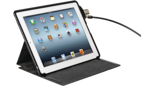 Protective Case, Cover & Lock for iPad
