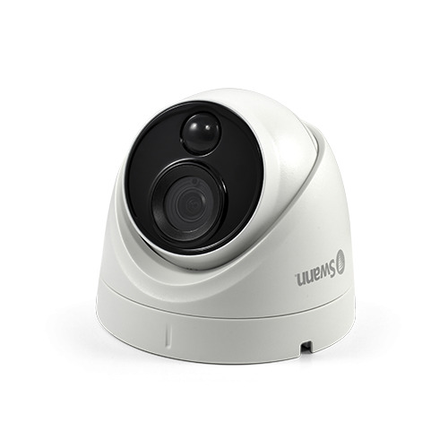 Swann 4K Ultra HD Thermal Sensing Dome Security Camera - PRO-4KDOME