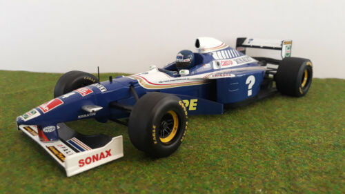 F1 WILLIAMS RENAULT FW19 FRENTZEN o 1/18  MINICHAMPS 180970004 voiture formule 1