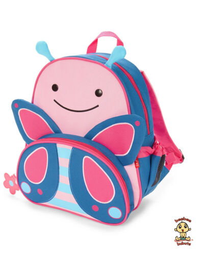 Skip Hop Zoo Little Kid Backpack BUTTERFLY design Authentic and Brand New