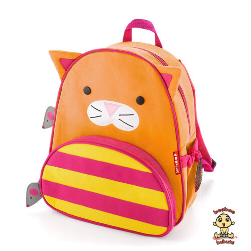 Skip Hop Zoo Little Kid Backpack CAT design Authentic and Brand New