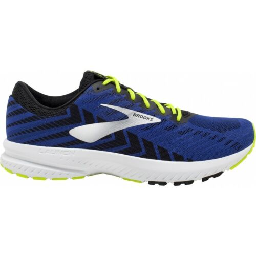 NEW MENS BROOKS LAUNCH 6 RUNNING SHOES / TRAINERS - IN STOCK - SAVE 45%