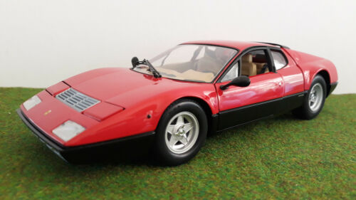 FERRARI 365 GT4 / BB rouge red 1/18 KYOSHO 08173R voiture miniature d collection
