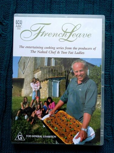 FRENCH LEAVE - DVD, 2-DISC SET -  R-4, LIKE NEW, FREE POST WITHIN AUSTRALIA