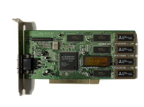 Eagles S3 Virge/DX 2MB PCI graphics Card
