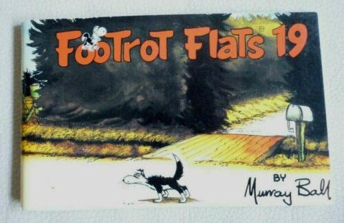 FOOTROT FLATS Puppy Dog Mini Edition Book - 1995 #19