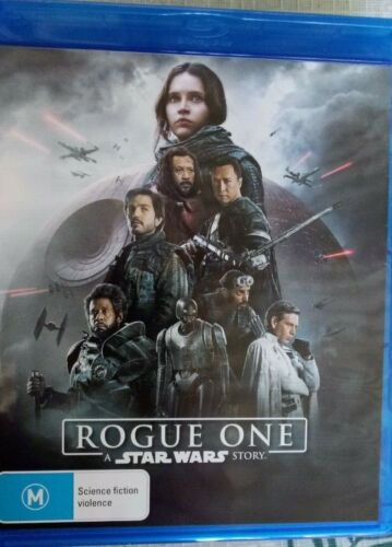 Star Wars Rogue One Blu ray DVD Film